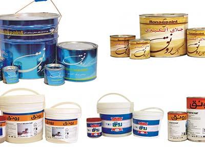 خرید رنگ جدولی پلی یورتان از شیراز