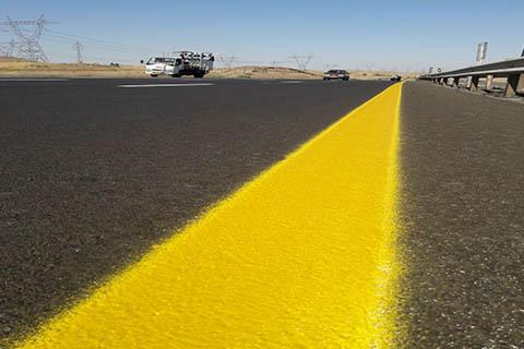 تولید رنگ ترافیک